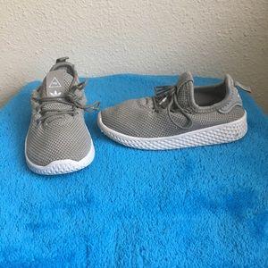 Adidas Hu Pharrell Williams kids shoes
